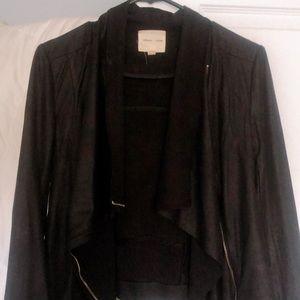 Silence + Noise Black Jacket